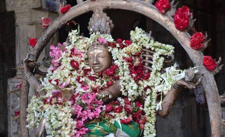 சிதம்பரம் நடராஜர் கோயிலில் இன்று ஆனித் திருமஞ்சன தேர் திருவிழா