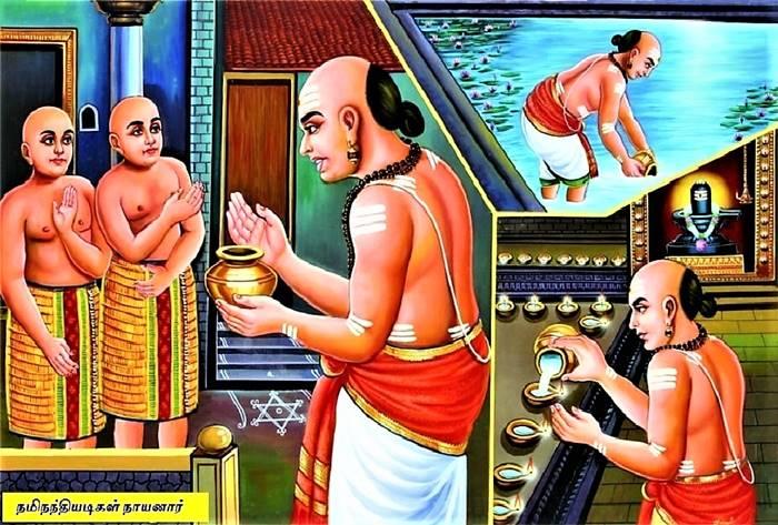 Naminandhi nayanar