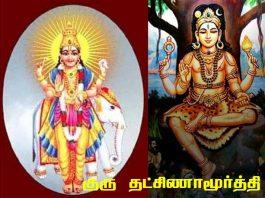 guru dakshinamurthi