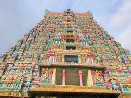 srivilliputhur andal temple gopuram